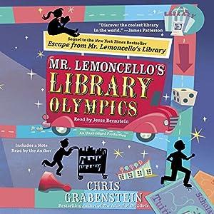 Mr. Lemoncello's Library Olympics Audiobook