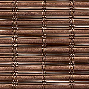 Bali shades blinds sliding panels woven wood material haven cottage t5601 - Woven wood wall panels ...