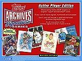 2018 Topps Archives Signature Series Baseball Hobby Edition Factory Sealed 1 Pack Box - Baseball Wax Packs