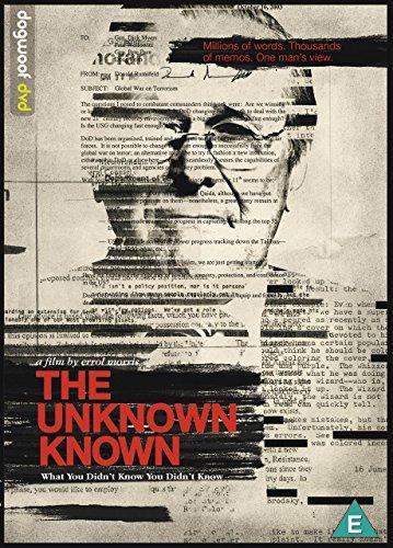 The Unknown Known [DVD] [Edizione: Regno Unito]