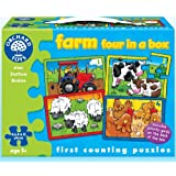 Orchard Toys Farm Four in a Boxby Orchard Toys