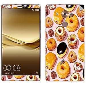 Theskinmantra Donut Choclate Huawei Mate 8 mobile skin