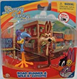 Looney Tunes Show 2-Pack Figures: Road Runner & Wile E. Coyote
