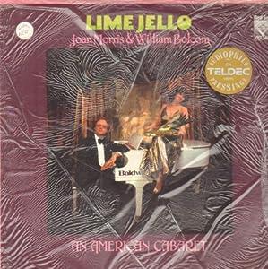 Lime Jello - An American Cabaret
