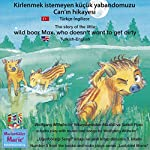 Kirlenmek istemeyen küçük yabandomuzu Can'in hikayesi. Türkçe-Ingilizce: The story of the little wild boar Max, who doesn't want to get dirty. Turkish-English | Wolfgang Wilhelm