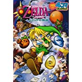 ゼルダの伝説ムジュラの仮面4コマギャグバトル (火の玉ゲームコミックシリーズ)
