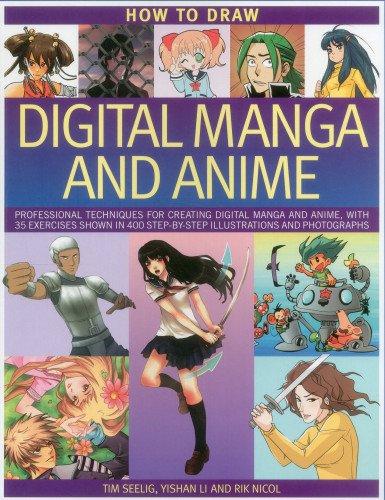 How to Draw Digital Manga and Anime