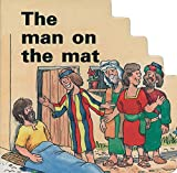 img - for The Man on the Mat (Shaped Board Books) book / textbook / text book