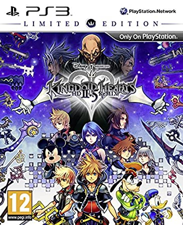 Kingdom Hearts HD 2.5 ReMix Limited Edition (PS3)