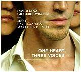 echange, troc David Linx & Diederik Wissels - One Heart Three Voices