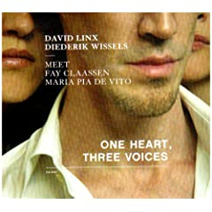 【クリックでお店のこの商品のページへ】One Heart, Three Voices [Import, from UK]