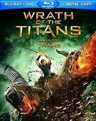 Wrath of the Titans / La Colère des Titans (Blu-ray / DVD + Digital Copy)