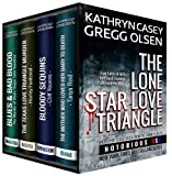 img - for The Lone Star Love Triangle: True Tales of Lust, Betrayal, Revenge, and Murder (True Crime Collection): From the Case Files of Notorious USA book / textbook / text book