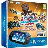Console Playstation Vita Wifi + Jeux � t�l�charger Kids Pack ( 10 Jeux) + Carte M�moire 16 Go
