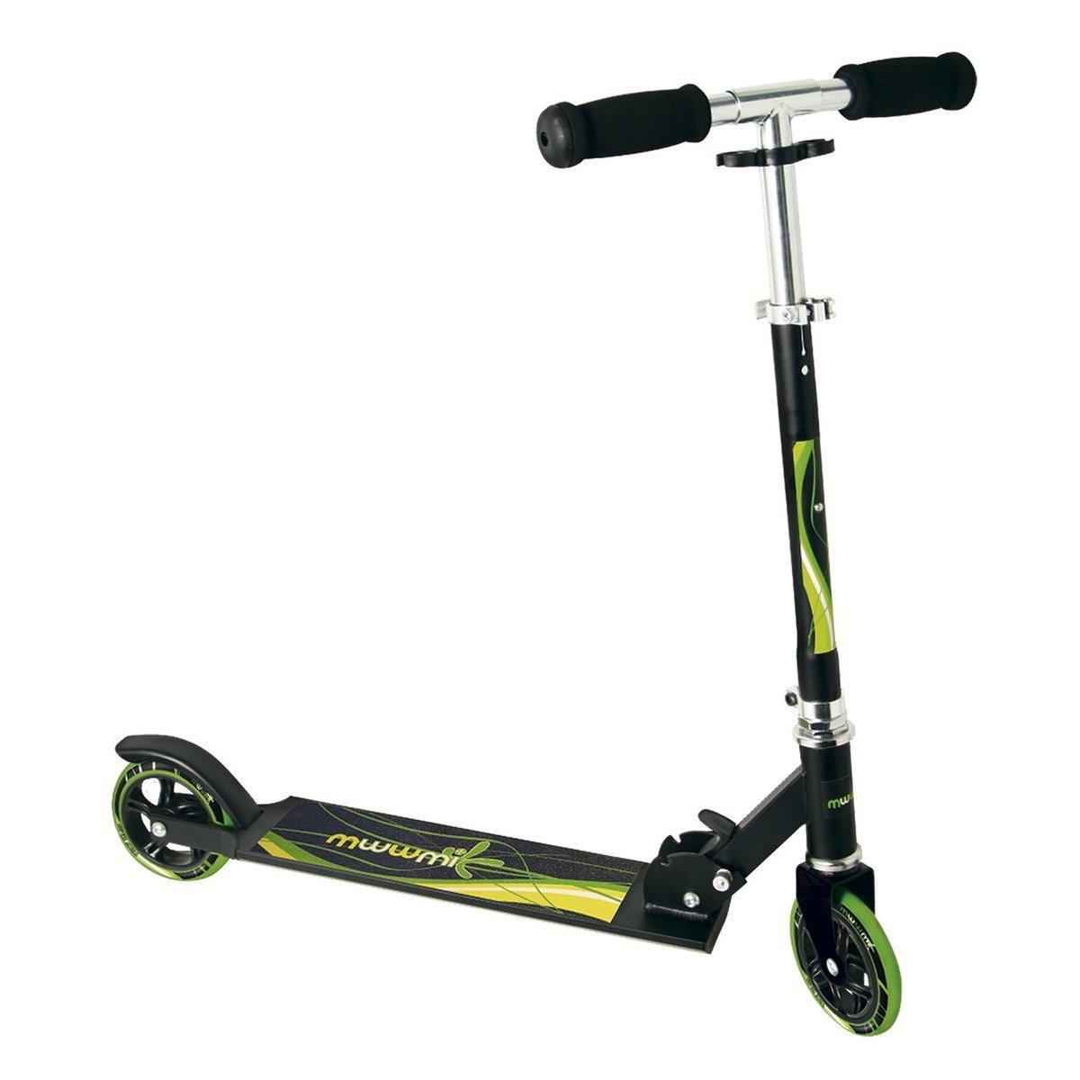 Authentics Sports ST Muuwmi 160, monopattino a due ruote sportivo in alluminio