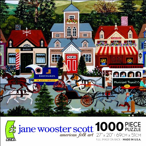 Cheap Ceaco Jane Wooster Scott – Rush Hour (B003E37JSG)