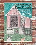 Two Mountain Farm Friends Activity Book