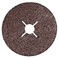 "Bosch T4225 4-1/2"", 80 Grit, Abrasive Sanding Disc, 25 Pack"