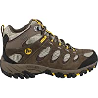 Merrell Ridgepass Mid Waterproof Mens Hiking Boots