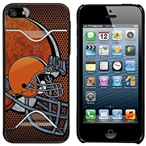 Cleveland Browns iPhone 5 Case with Credit Card Holder