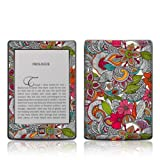 Decalgirl Doodle Color- Skin para Kindle dise�o floral
