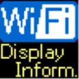 Display WiFi IP Address SSID Information