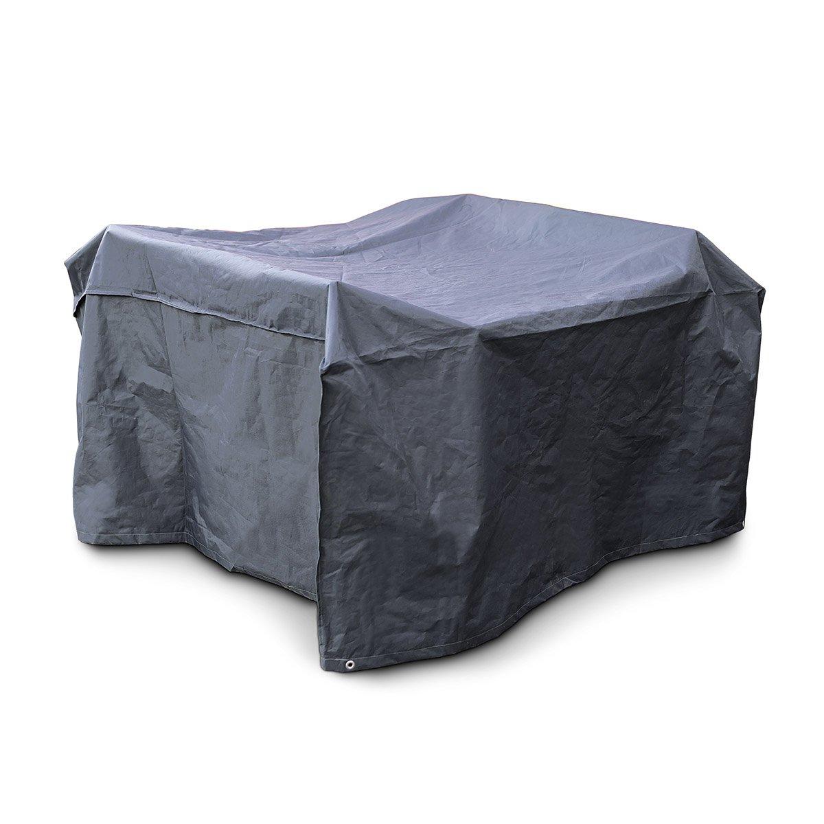 Relaxdays 10019003 Abdeckplane Sitzgruppe robust reißfest online kaufen