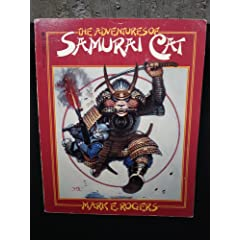 Adventures of Samurai Cat by Mark E. Rogers