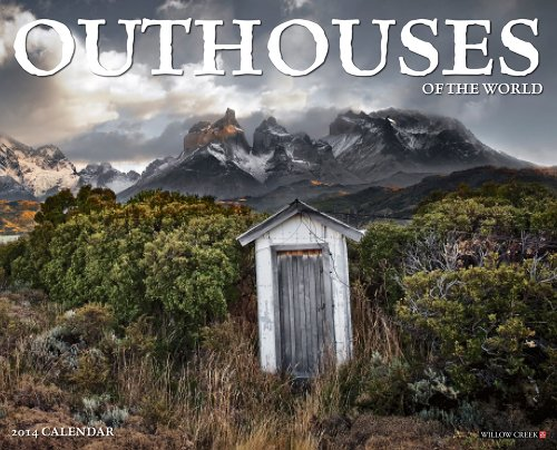 Outhouses of the World 2014 Calendar