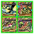 POKEMON CARDS: 10 CARD LOT! MEGA, PRIMAL, SECRET, FULL ART OR EX! ALL RARES!!!