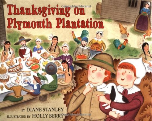 Thanksgiving on Plymouth Plantation (The Time-Traveling Twins)