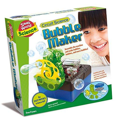 Non-Stop Bubble Blowing Machine, 5.5''W x 5.5''D x 7''H
