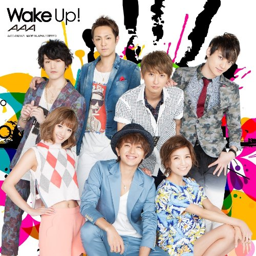 Wake up! (CD+DVD) (Type-B)