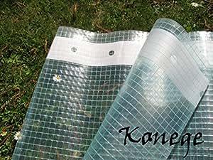 Gitterfolie mit nagelrand 250g m 10m x 3m for Garten pool 3m