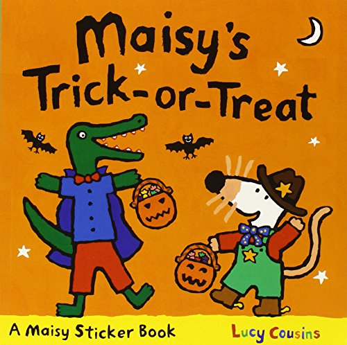 Maisy's Trick-or-Treat Sticker Book (Maisy Sticker Book)