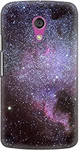 DailyObjects North America Nebula And Pelican Nebula Case For Motorola Moto G2