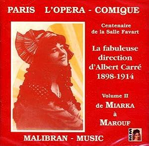 Paris-L'opera Comique-Vol. 2