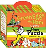 img - for Green Eggs and Ham Floor Puzzle book / textbook / text book