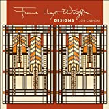 img - for Frank Lloyd Wright Designs 2014 Calendar book / textbook / text book