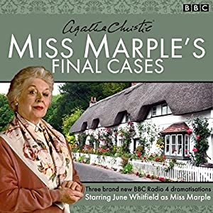 Miss Marple's Final Cases Radio/TV Program
