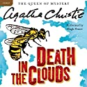 Death in the Clouds: A Hercule Poirot Mystery (       UNABRIDGED) by Agatha Christie Narrated by Hugh Fraser