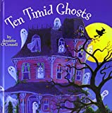 Jennifer O'Connell Ten Timid Ghosts (Read With Me Paperbacks)