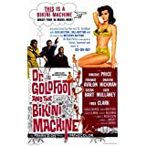 Doctor Goldfoot and the Bikini Machine Poster Movie 11x17 Vincent Price Frankie Av
