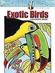 Creative Haven Exotic Birds Coloring...