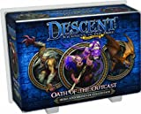 Descent 2nd Edition: Oath of the Outcast Board Game Expansion