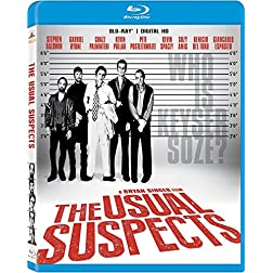 Usual Suspects: 20th Anniversary [Blu-ray]
