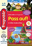Software - Fragenb�r - Pass auf! - 6-10 Jahre - In Tulilas Zauberschloss (PC+MAC)