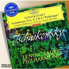 """Tchaikovsky: Symphony No.6 In B Minor, Op.74 -""""Path�tique"""" - 1. Adagio - Allegro non troppo"""
