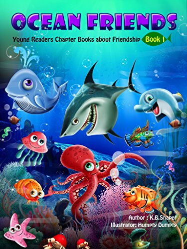 Ocean Friends by K.B. Shaper