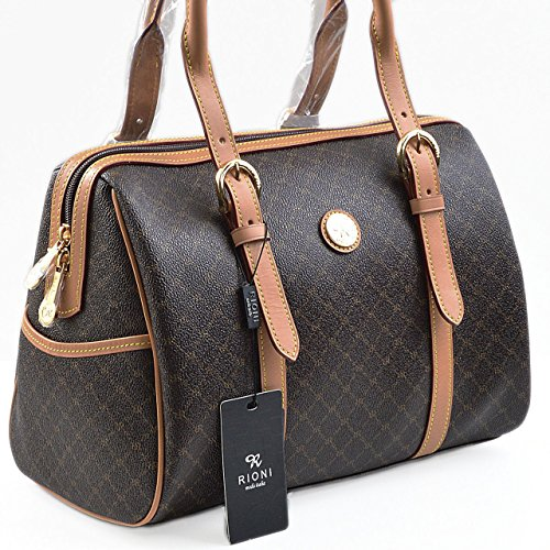 rioni-the-michigan-carrier-st20272-classic-signature-brown-canvas-leather-satchel-shoulder-bag